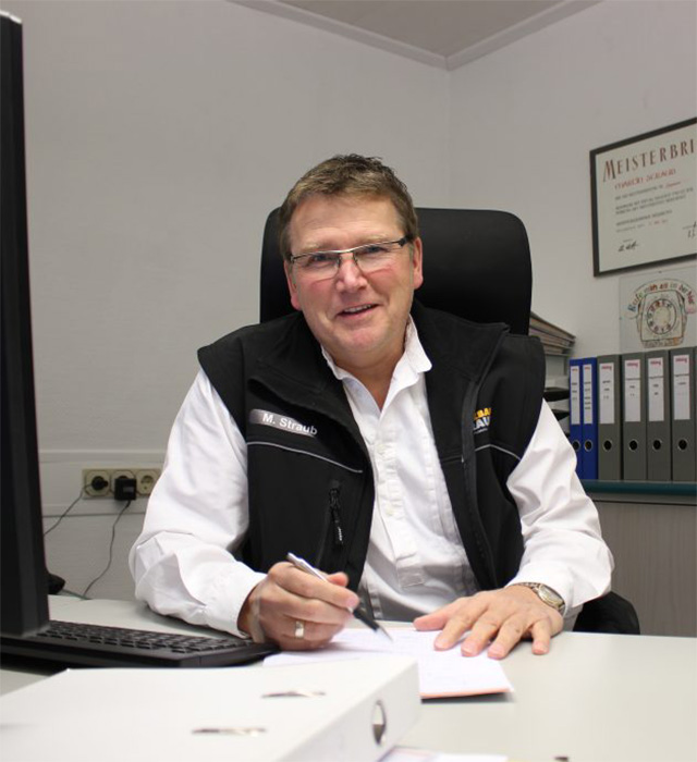 Martin Straub