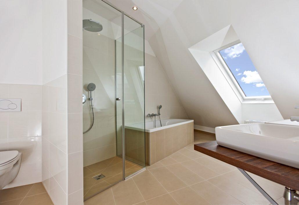 Dachausbau holzbau straub - Badezimmer ausbau ...