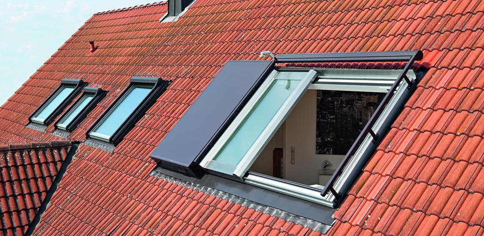 Dachfenster - Holzbau Straub